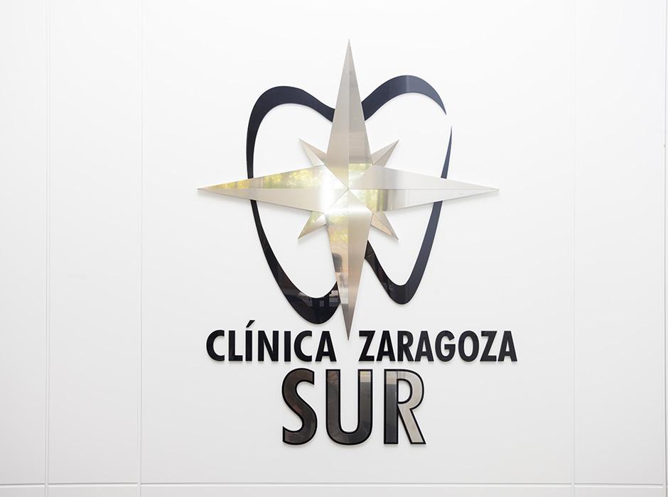 Logotipo clínica dental zaragoza sur