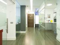 Varias zonas clínica dental