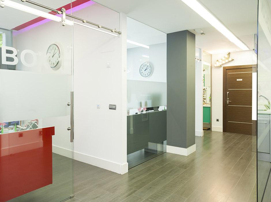Zonas clínica dental