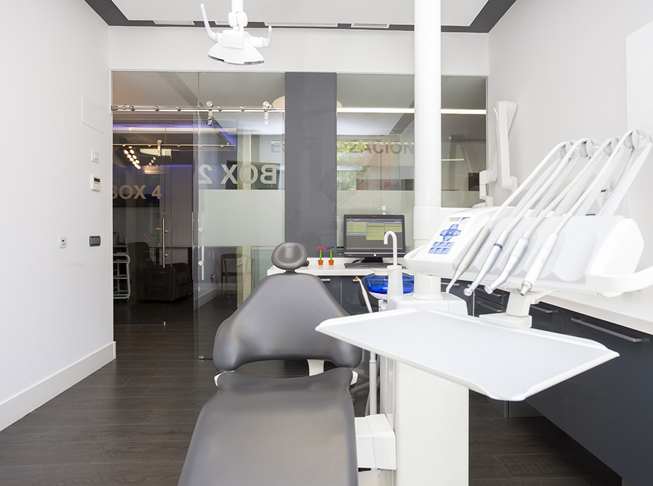 Sala de ortodoncia
