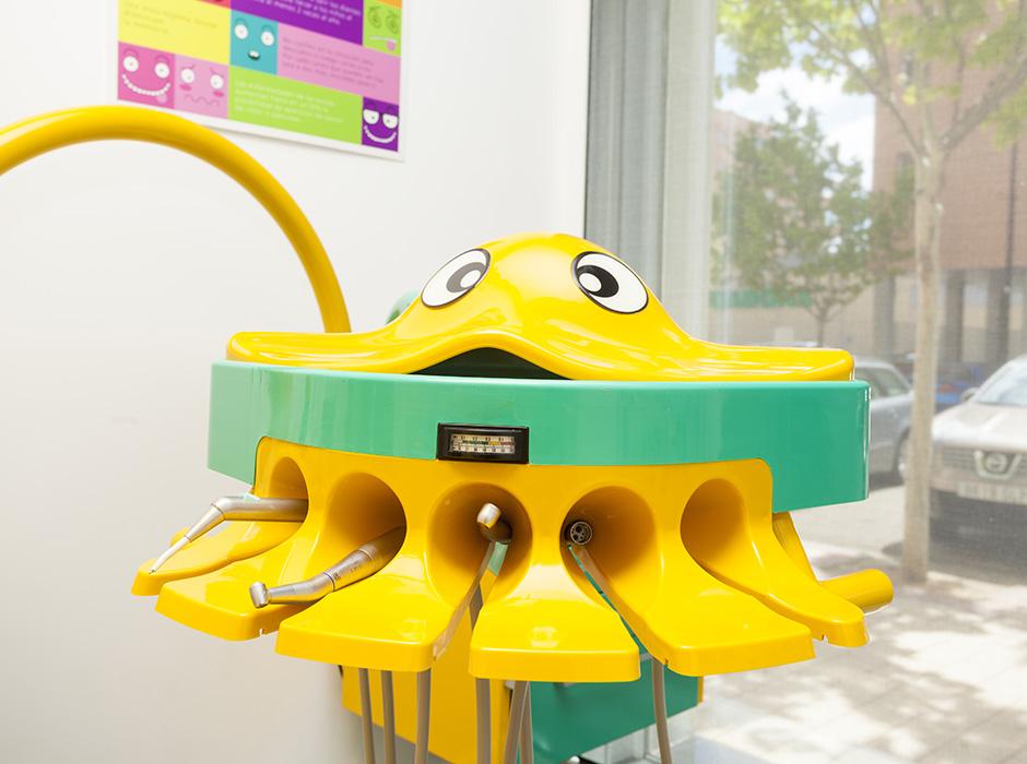Odontopediatría clínica dental
